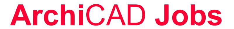 ArchiCAD Jobs